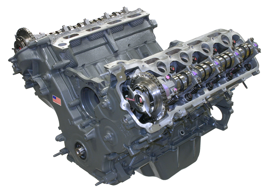 jasper stock replacement gas engines