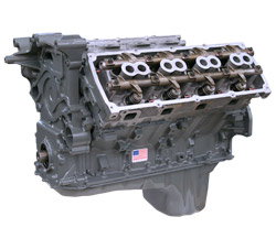 Chrysler 5.7L Hemi Engine