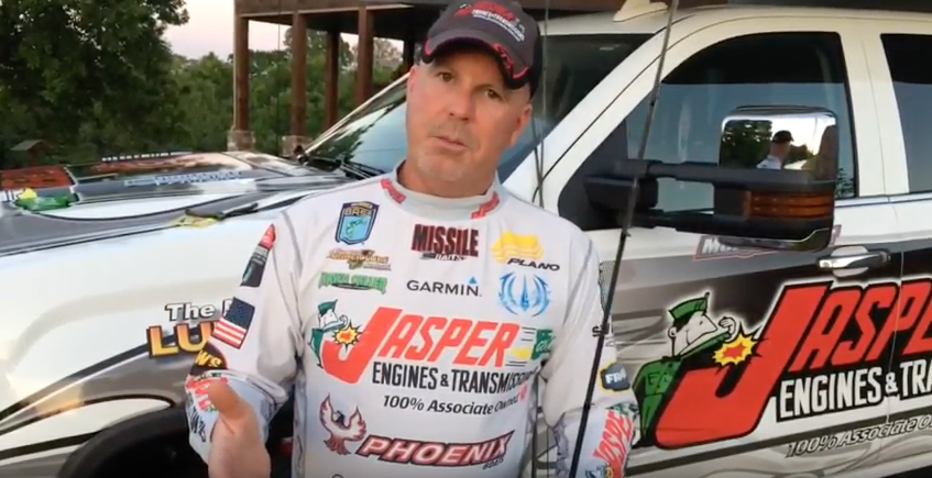 Bass Elite - Ross Barnett Reservoir