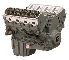 Remanufactured GM Gen III & IV Family of Engines | Gas