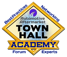 Automotive Aftermarket Town Hall Academy Forum Experts