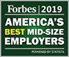 2019 Forbes named Jasper Engines one of America's best mid-size employers