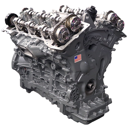 Chrysler 3.6L Pentastar - Jasper Engines featured engine