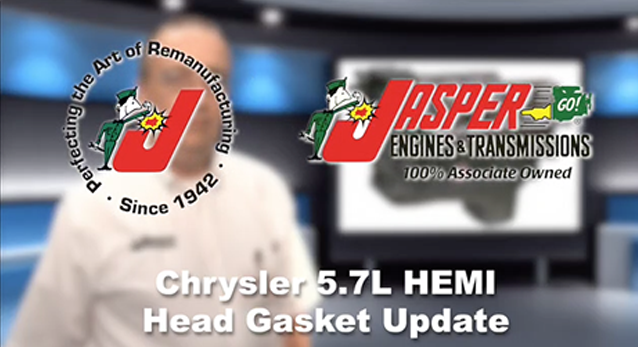 Chrysler 5.7L HEMI Head Gasket Update