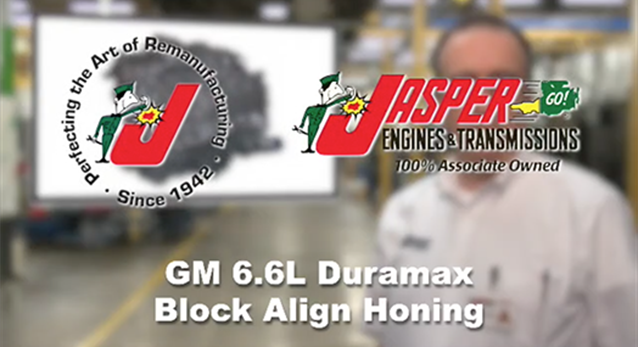 Duramax 6.6L Diesel Engine Video