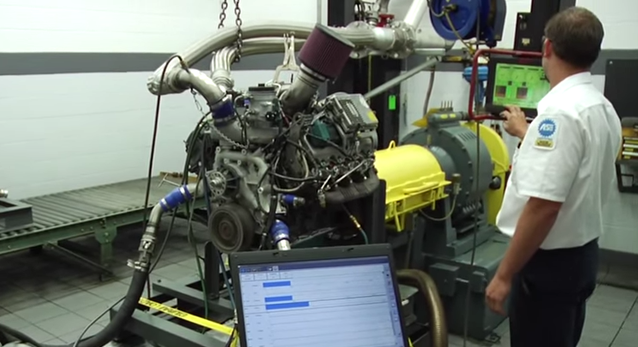 Jasper Diesel Engines Installer Video