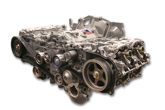 JASPER Offers Remanufactured Subaru 2 5L SOHC Boxer Engine