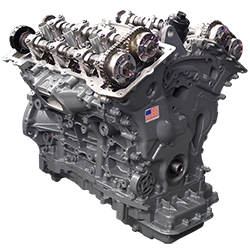 Remanufactured Chrysler 3.6L Pentastar