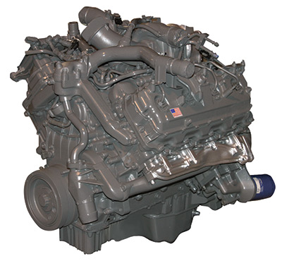 Remanufactured Duramax 6.6L