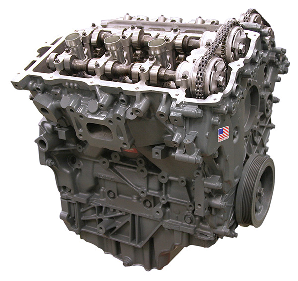 Remanufactured GM 3.6L GDI